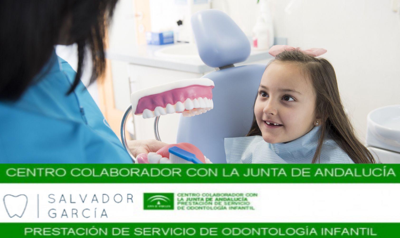 Asistencia dental gratuita a niños entre 6 y 15 años – PADI: Plan de atención dental infantil de la Junta de Andalucía